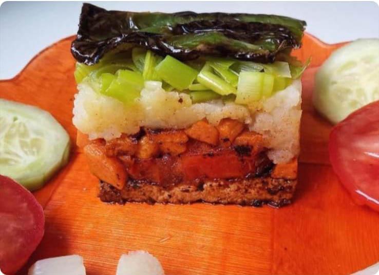 Receta tartar vegetal - Provegano