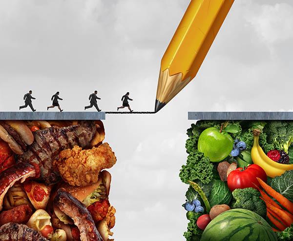 Guia para nuevos veganos y vegetarianos