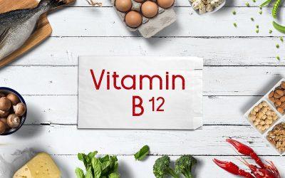🌱 Vitamina B12 para Veganos