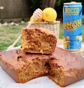 Bizcocho de limon vegano - Provegano