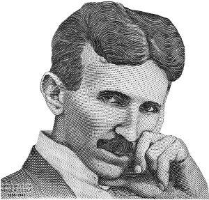 Nikola Tesla Vegano