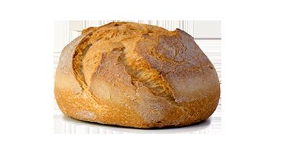 pan de centeno - Provegano